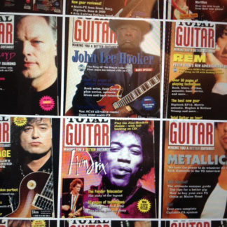 Music & Guitar Magazines
