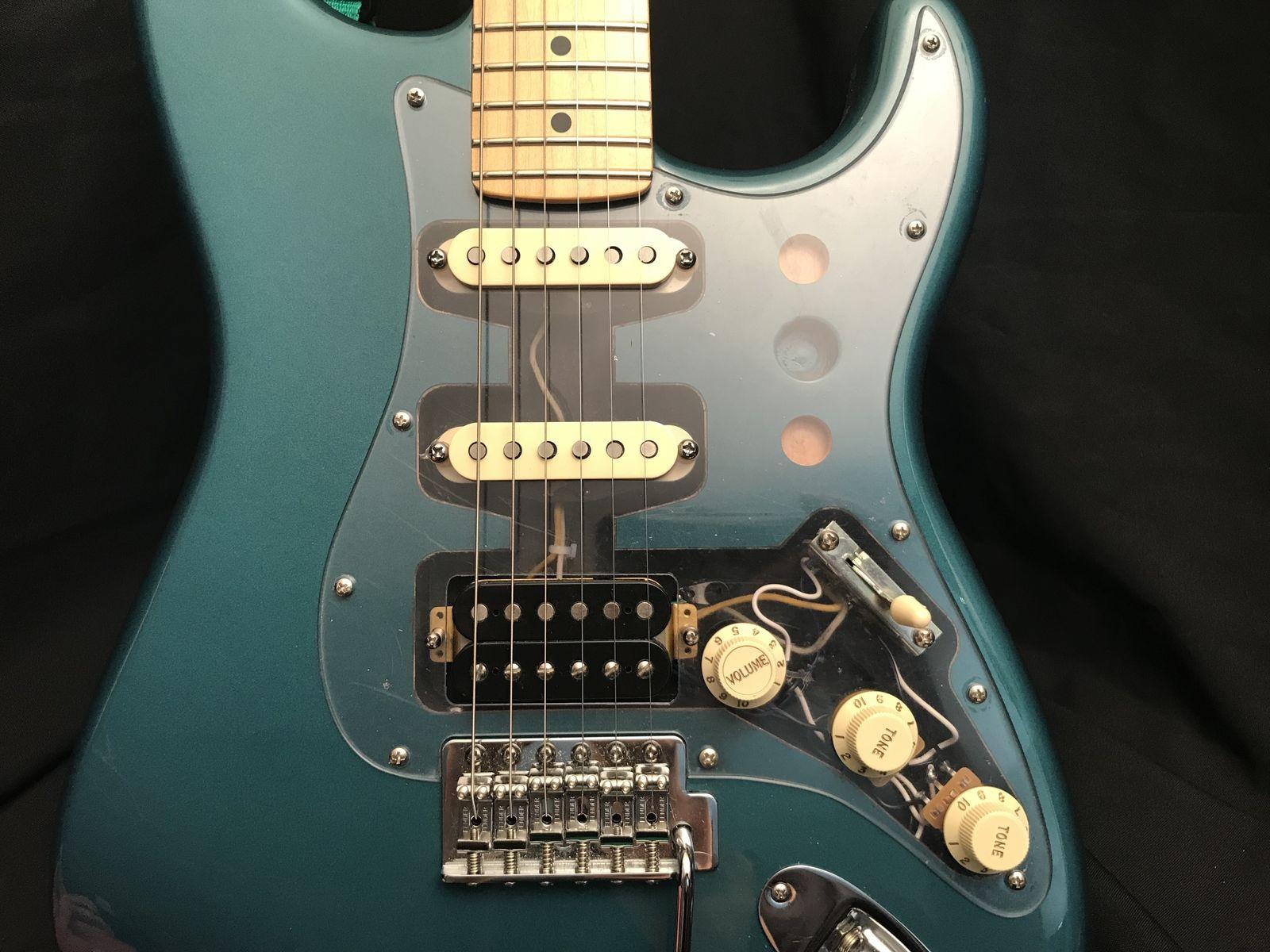 2015 Fender Lonestar Loaded Custom Pickguard Texas Specials Stratocaster  HSS Guitar Pickups