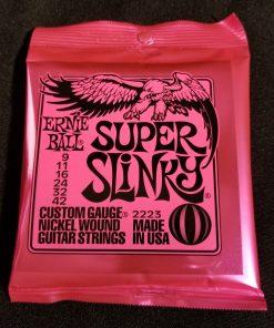 Ernie Ball 2222 Hybrid Slinky .09 .11 .16 .26 .36 .46 Electric Guitar Strings