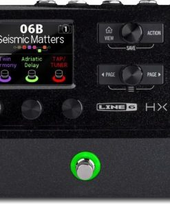 Line 6 HX Stomp Helix Multi Effects Processor / over 300 amps cabs effects