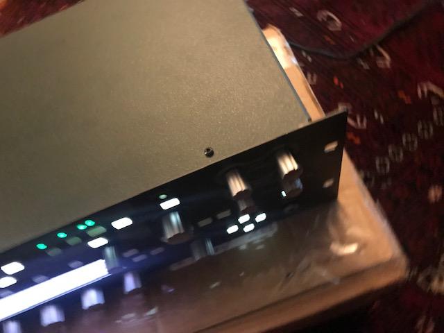 Kemper KPA Profiler Power Rack 600 watt Rackmount Amp Head MINTY