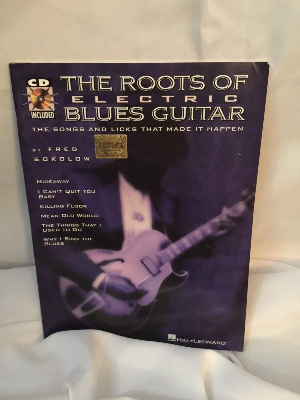 Guitar Tab Tablature The Roots of Electric Blues Guitar Hideaway Killing  Floor